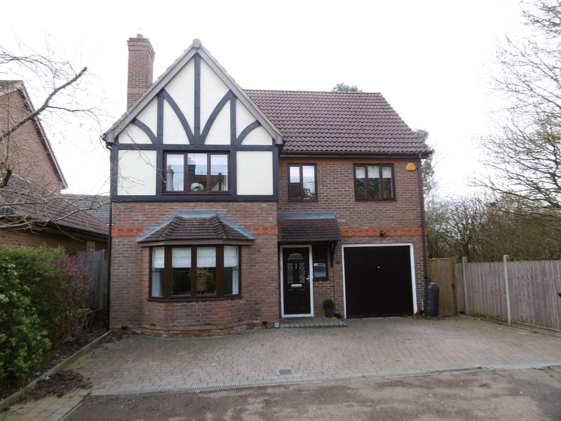 6 Bedrooms Detached House for sale in Whieldon Grange, Church Langley, Harlow