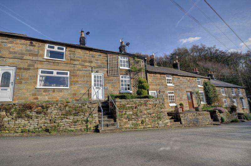 2 Bedrooms Cottage House for sale in Hollins Cottages, Grosmont