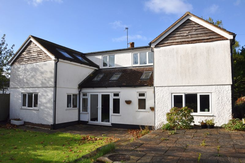 4 Bedrooms Detached House for sale in Wood Lane, Exmouth