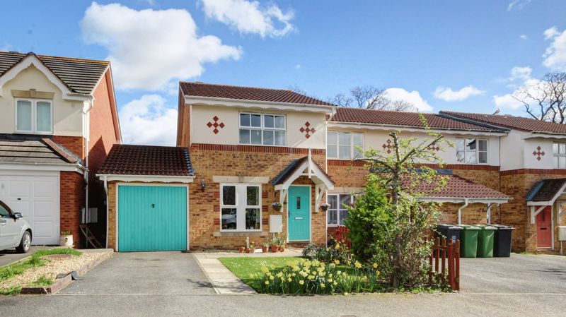 3 Bedrooms Terraced House for sale in Round Table Meet, Exeter