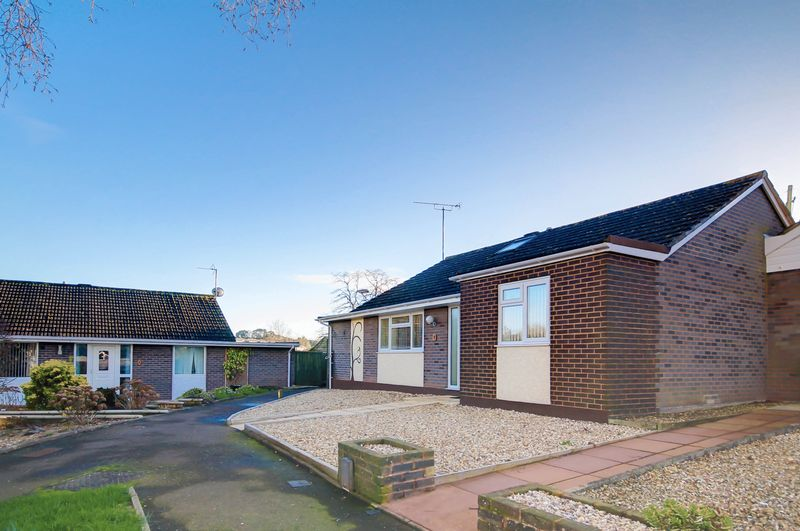 2 Bedrooms Detached Bungalow for sale in Heavitree, Exeter