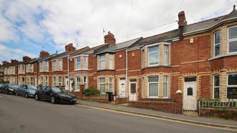 3 Bedrooms Terraced House for sale in Ladysmith Road, Exeter