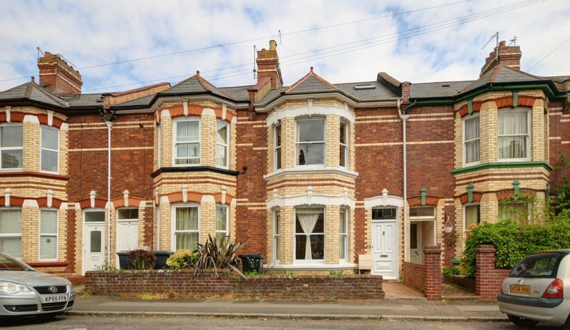 4 Bedrooms Terraced House for sale in St Johns Road, Exeter