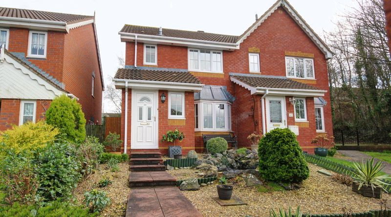 3 Bedrooms Semi Detached House for sale in Whitmore Way, Honiton