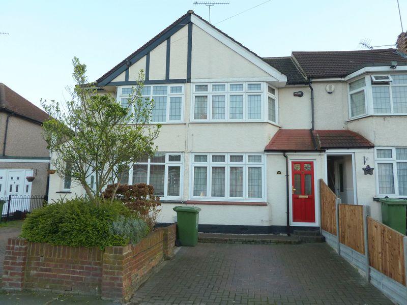 2 Bedrooms Terraced House for sale in Parkside Avenue Barnehurst