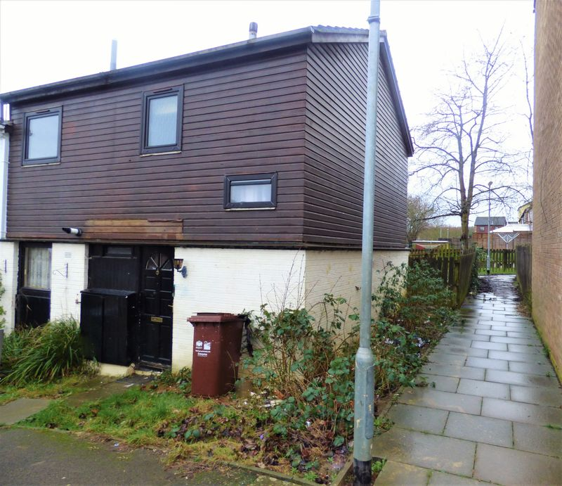 3 Bedrooms Terraced House for sale in Sidebrook Court, Northampton