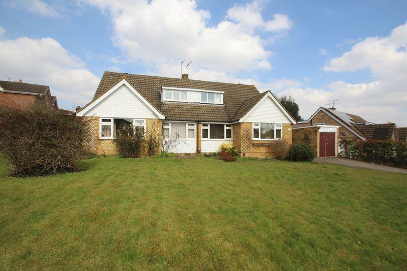 5 Bedrooms Semi Detached House for sale in Larch Crescent, Tonbridge