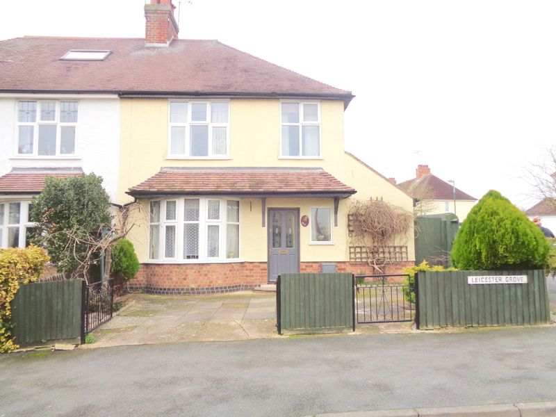 3 Bedrooms Semi Detached House for sale in Leicester Grove, Evesham