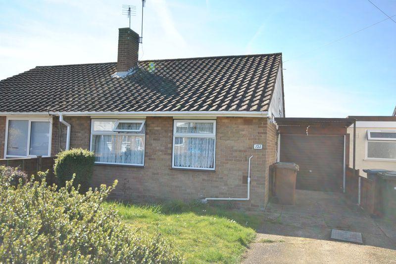 2 Bedrooms Semi Detached Bungalow for sale in Meadow Way, Hellesdon, Norwich