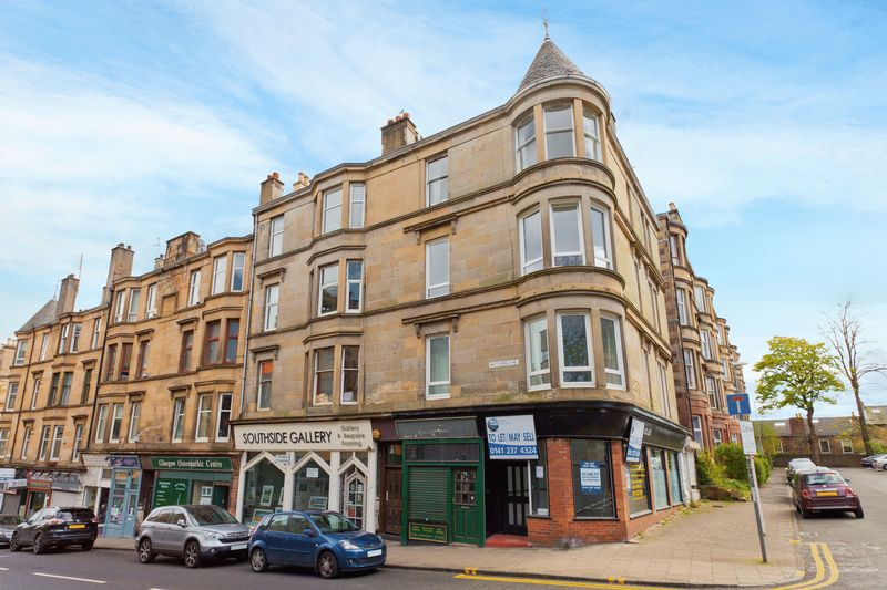 2 Bedrooms Flat for sale in Battlefield Road, Glasgow