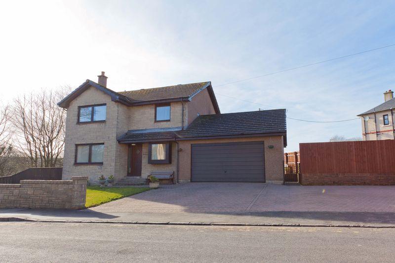 4 Bedrooms Detached House for sale in Glen Crescent, Glen Village, Falkirk