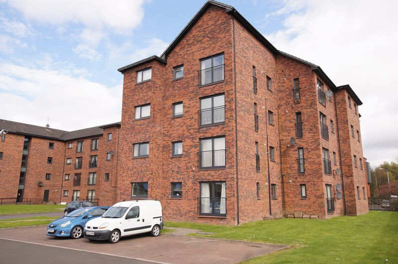 2 Bedrooms Flat for sale in Tollcross Park View, Glasgow