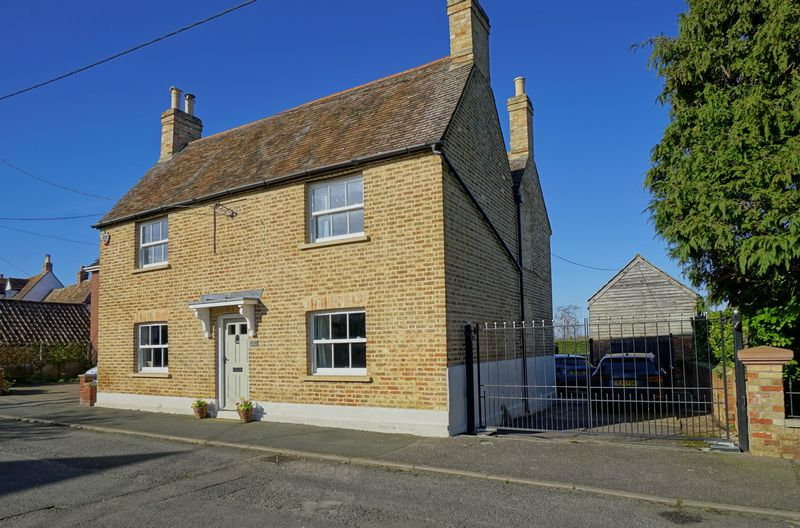 4 Bedrooms Detached House for sale in Hail Weston, St Neots