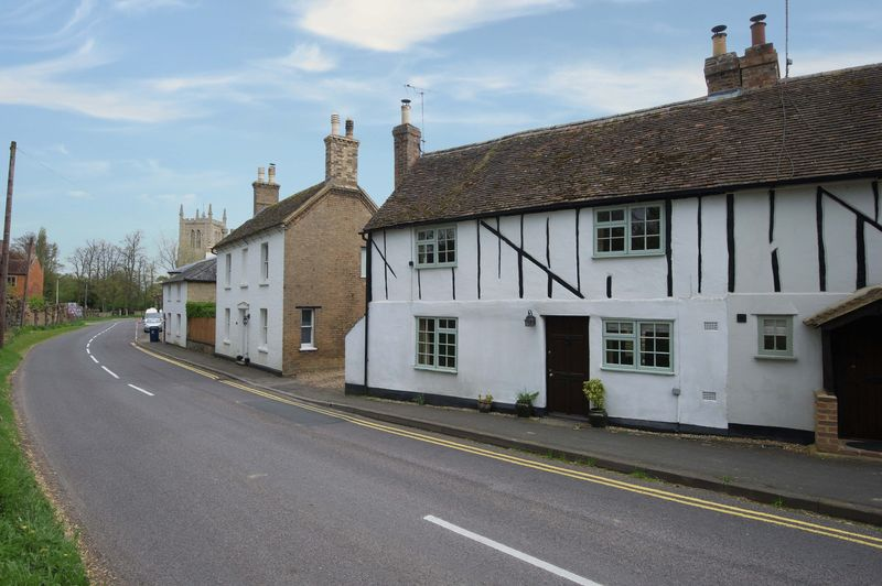 2 Bedrooms Semi Detached House for sale in Great Staughton, St. Neots