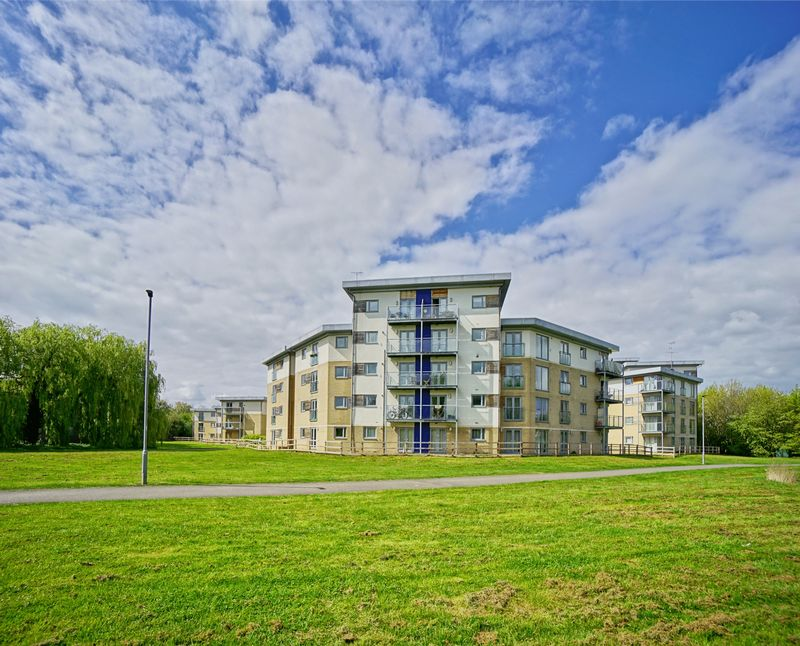 2 Bedrooms Flat for sale in Huntingdon, Cambs