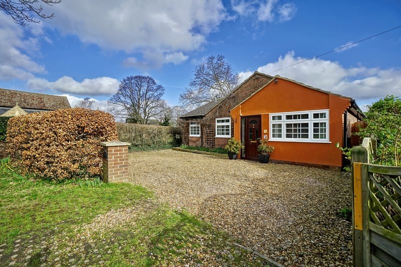 4 Bedrooms Detached Bungalow for sale in Boardman Close, St. Neots