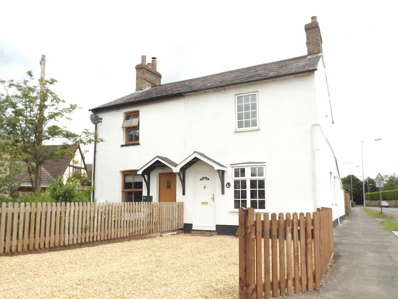 2 Bedrooms Semi Detached House for sale in Eaton Ford, St Neots