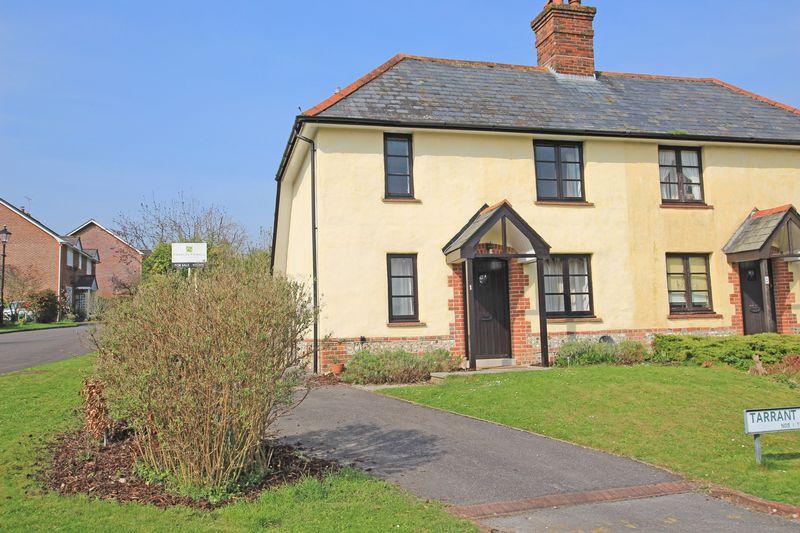 2 Bedrooms Semi Detached House for sale in King's Somborne