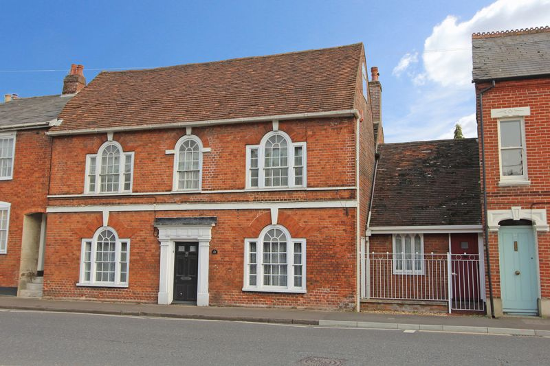 6 Bedrooms Terraced House for sale in Romsey