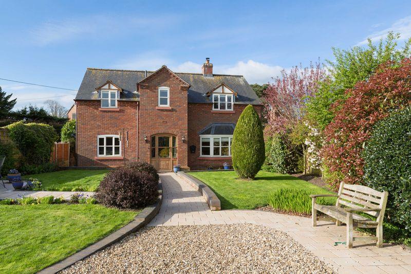 4 Bedrooms Detached House for sale in Holly Tree Cottage, Stocks Lane, Ellesmere
