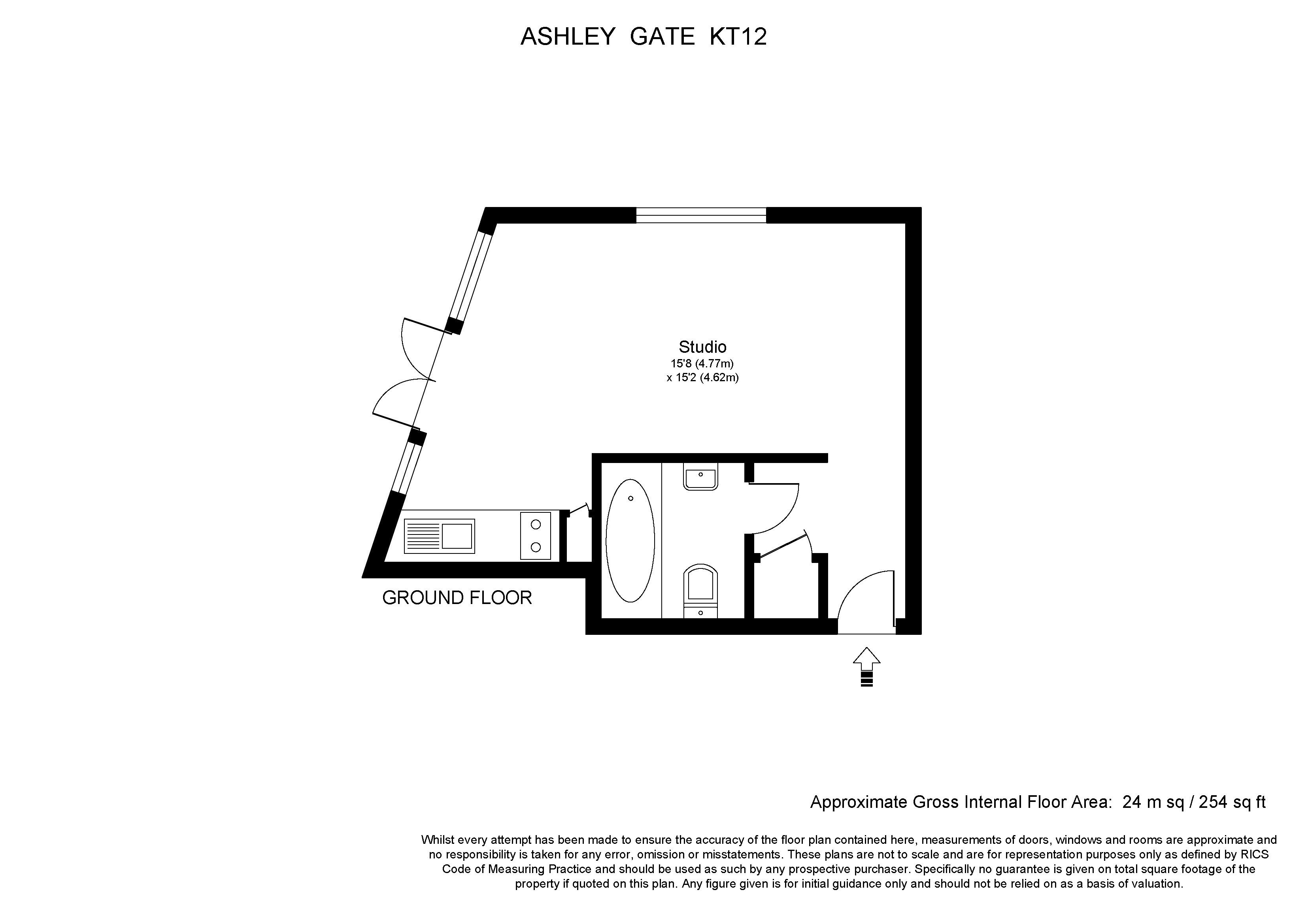 Ashley Gate