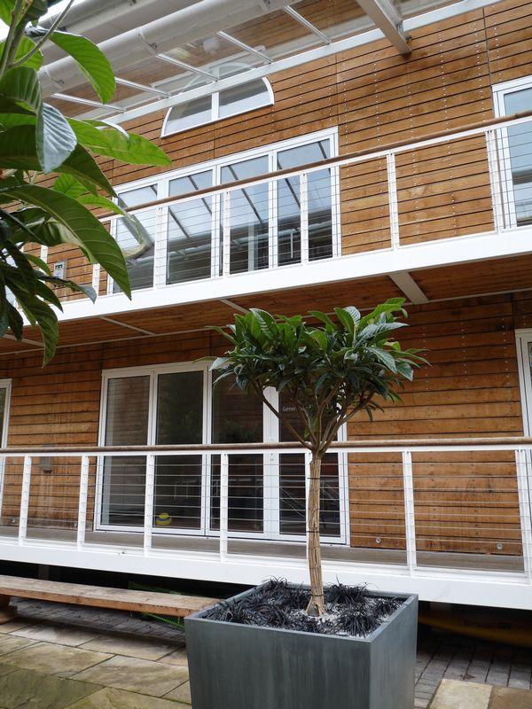 Lower & Upper Deck suites