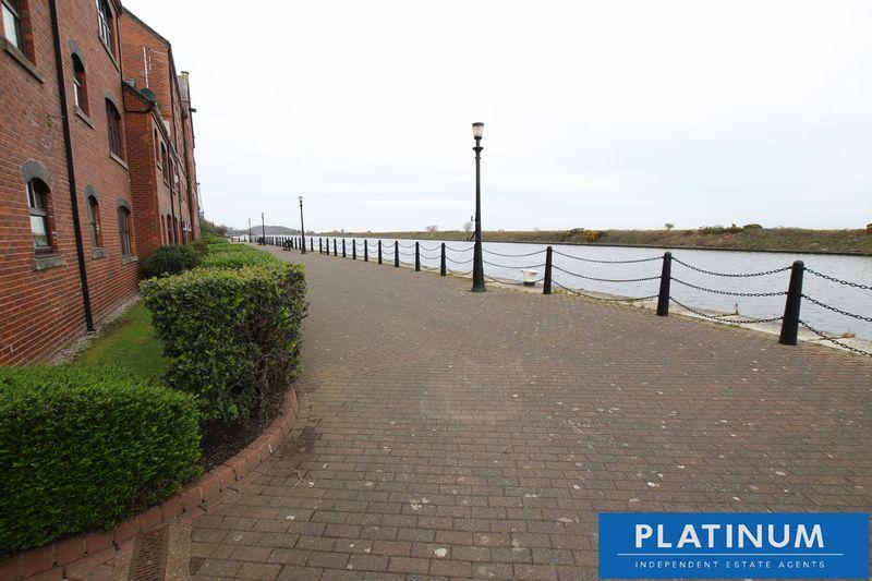 Telfords Quay South Pier Road