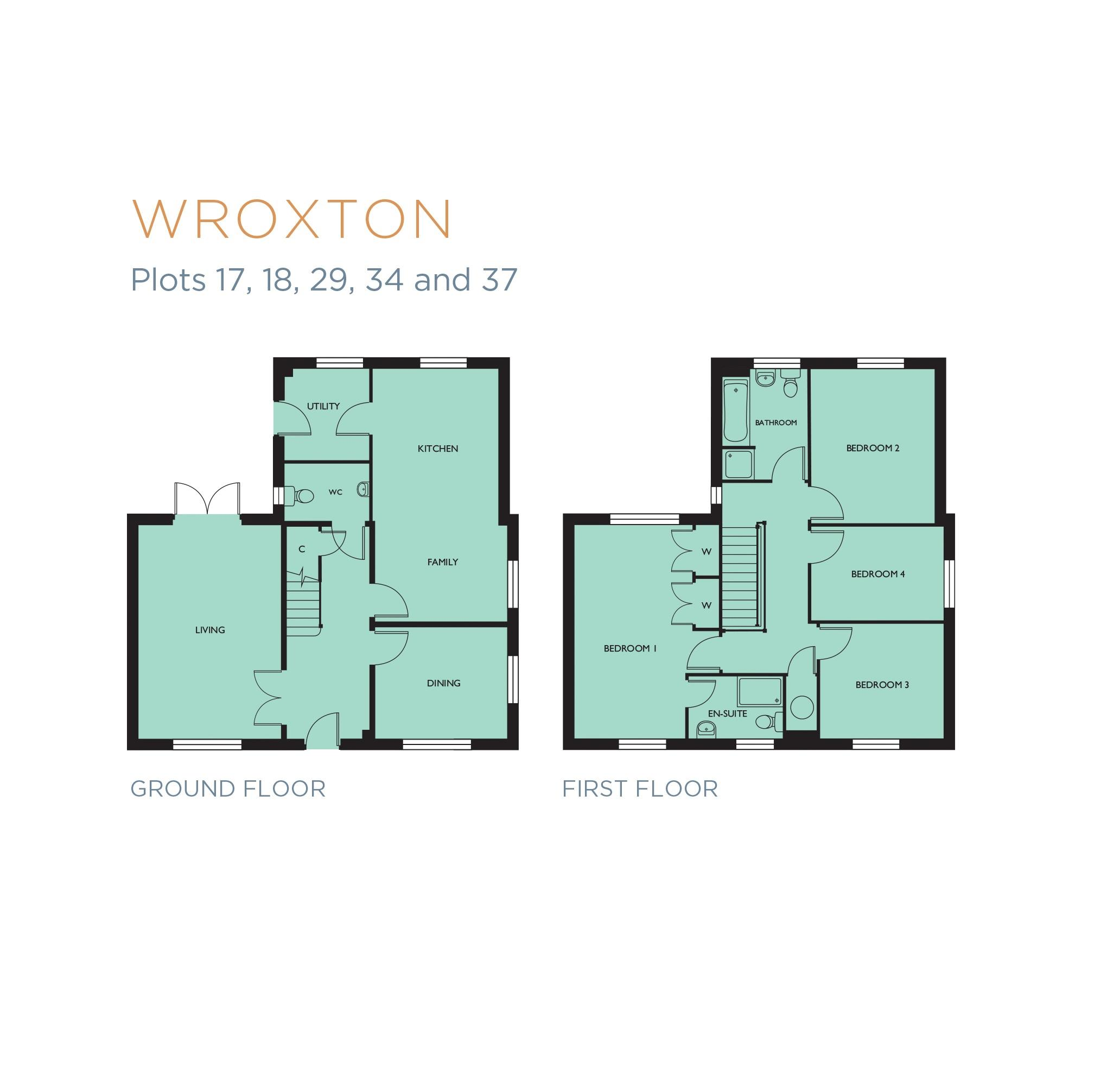 Wroxton Floorplan