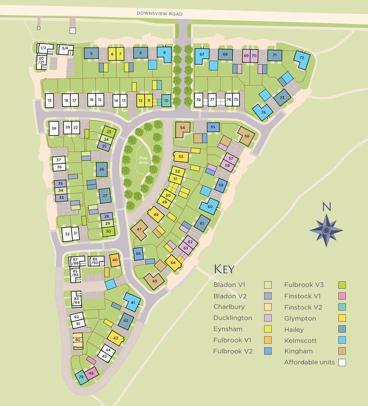 SHOW HOME: Plot 9, The Kelmscott Downsview Park