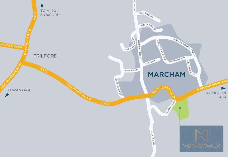 The Faringdon at Monks Walk Marcham