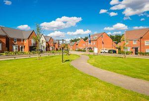 Ashwood Crescent Baggeridge Village