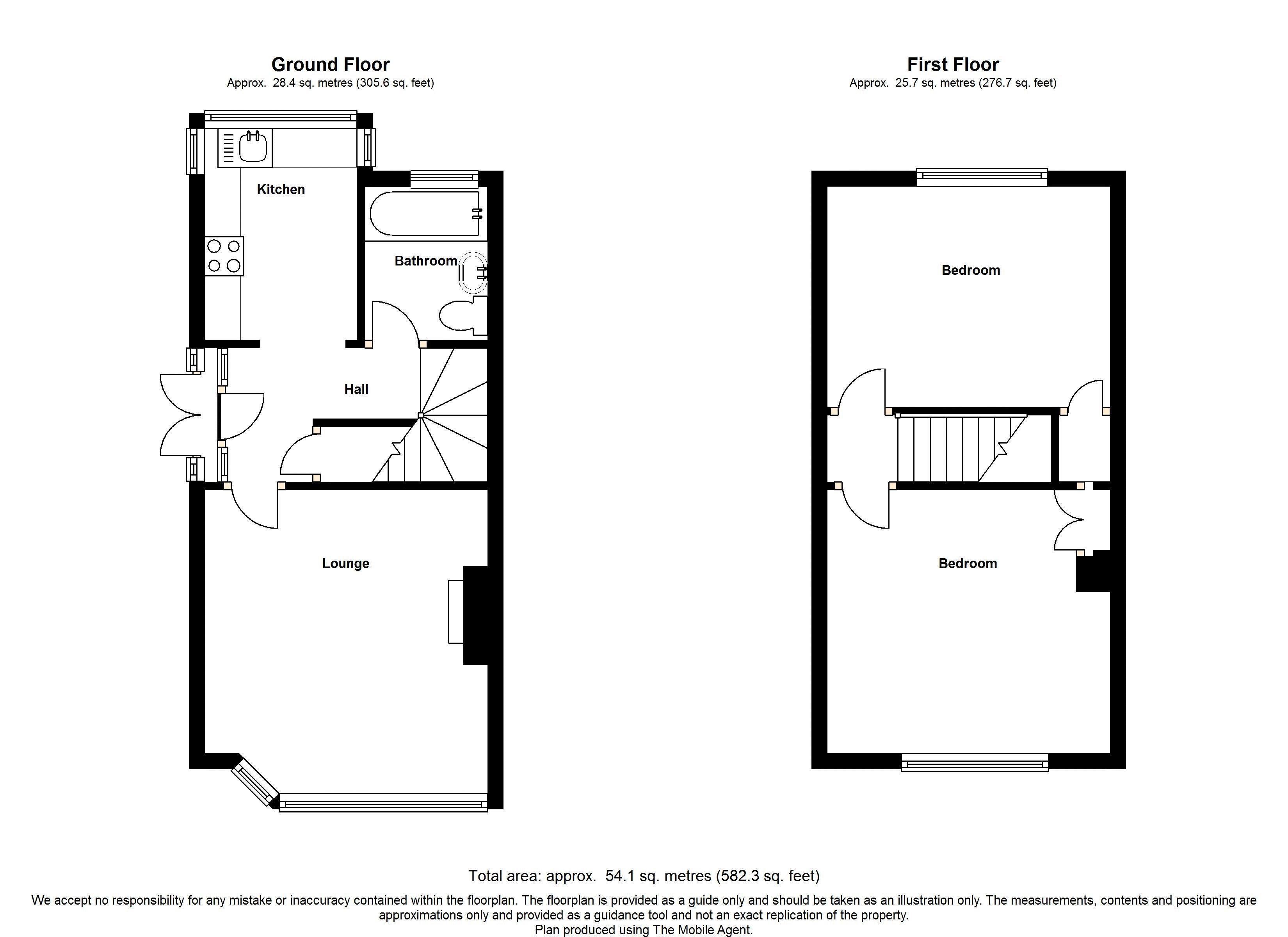29 Bramber Drive - Floor Plan