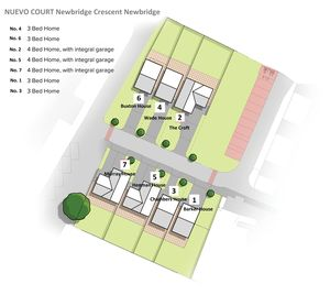 2 Nuevo Court off Newbridge Crescent