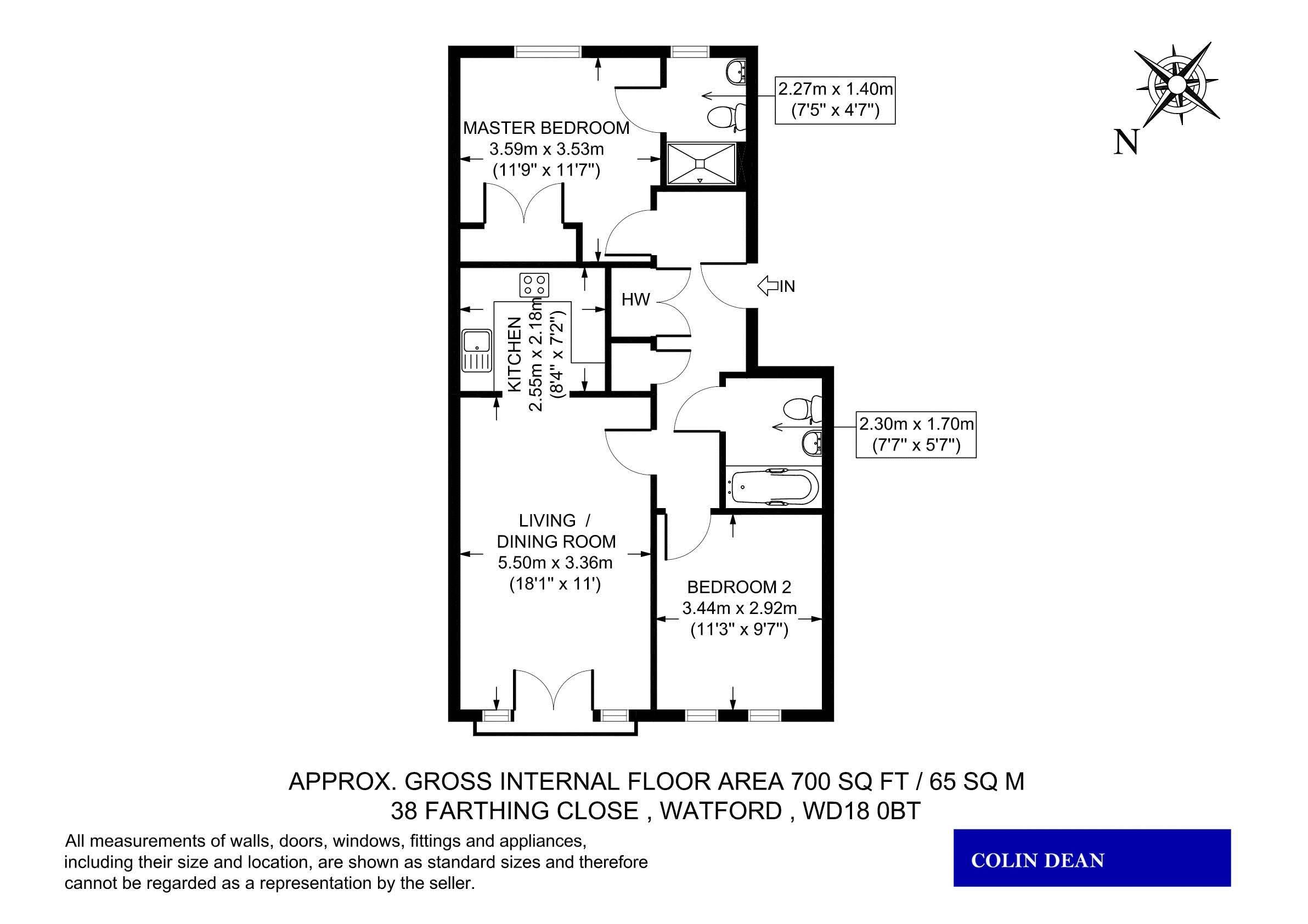 38 Farthing Close-New Floorplan