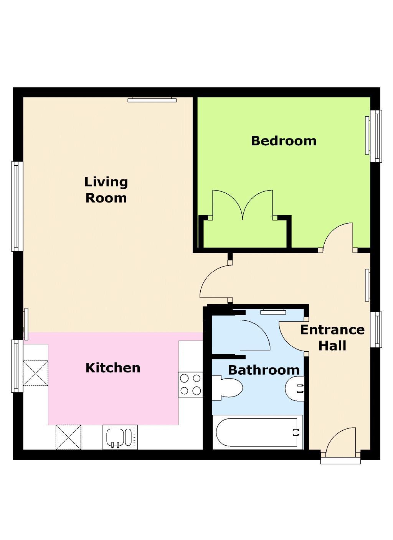 Enderby House Linton
