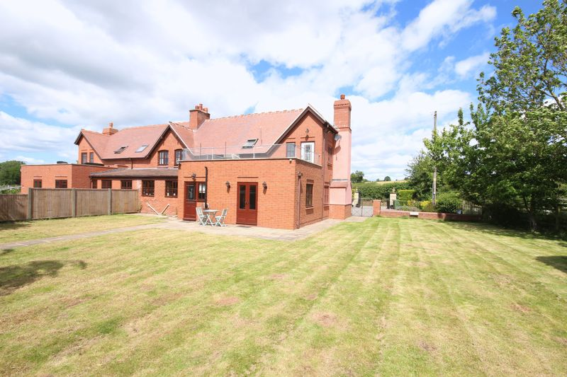Warham Court Cottages Breinton