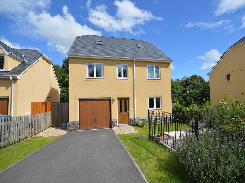 4 Bedrooms Property for sale in Coed Y Brenin Llantilio Pertholey, Abergavenny