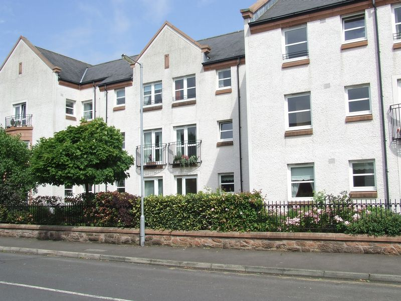 1 Bedroom Property for sale in 22 Murray Court, Annan, DG12 6FD