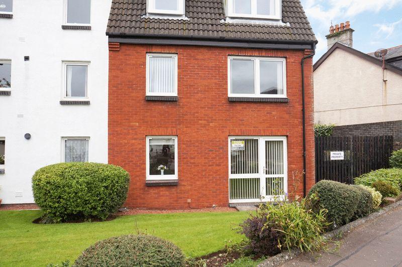 1 Bedroom Property for sale in Homemount House, Largs, KA30 9LS