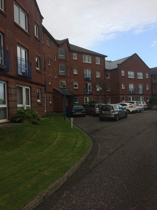 1 Bedroom Property for sale in 30 Kyle Court, Ayr, KA7 3AW