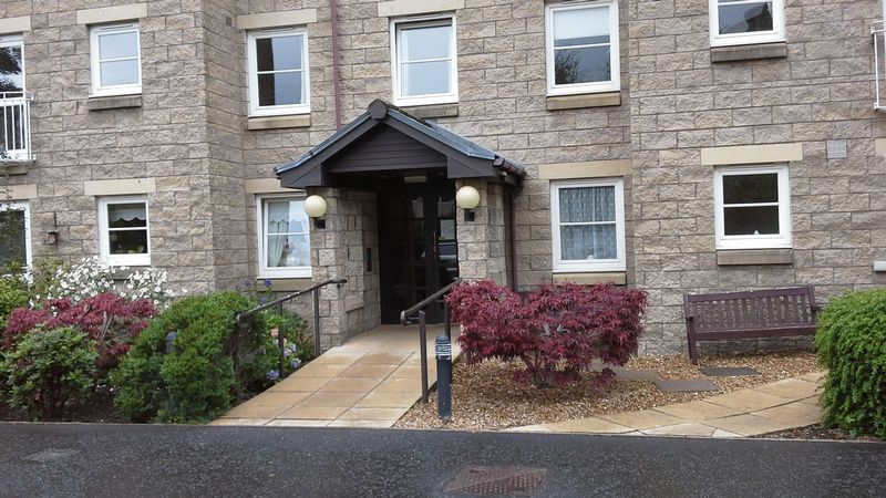 1 Bedroom Property for sale in 14 Dalblair Court, Ayr, KA7 1UJ
