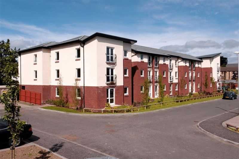2 Bedrooms Property for sale in Strathmore Court, Forfar, DD8 2DX