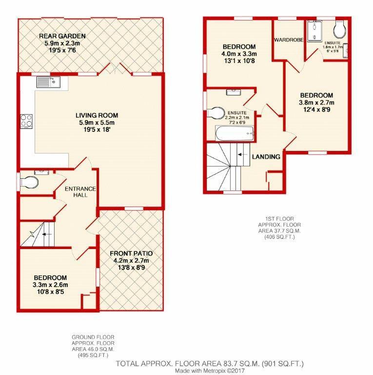 No 6 Floor Plan