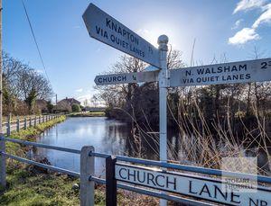 Church Lane Edingthorpe