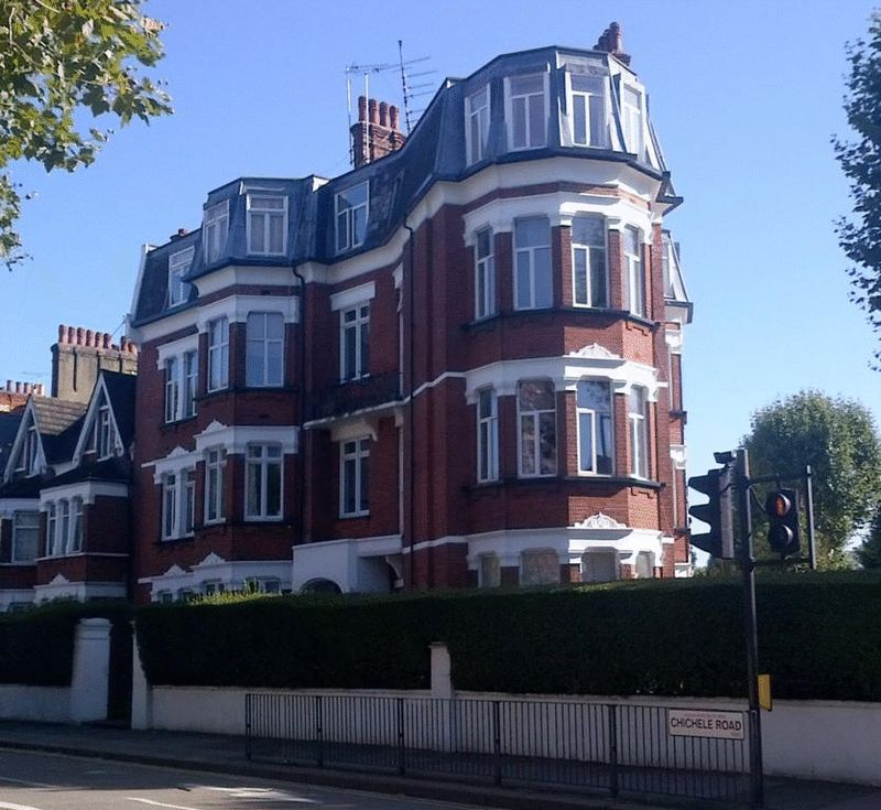 Flat 4 Carlton Mansions73-75 Chichele Road CricklewoodLondonNW2 3AP