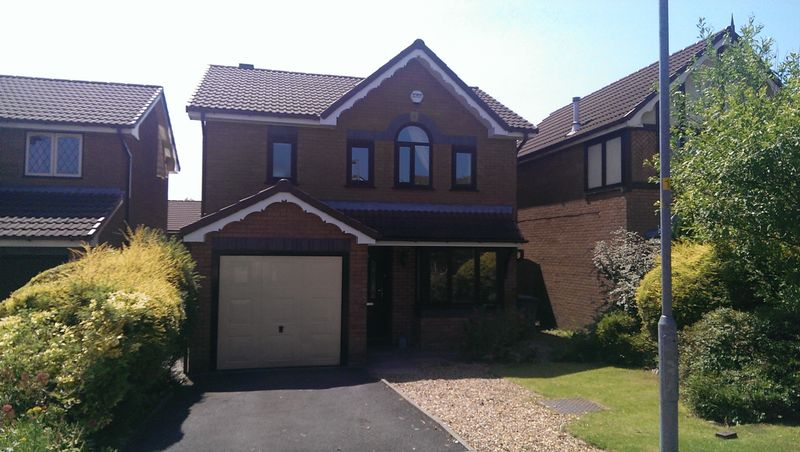 Montfort Close Westhoughton