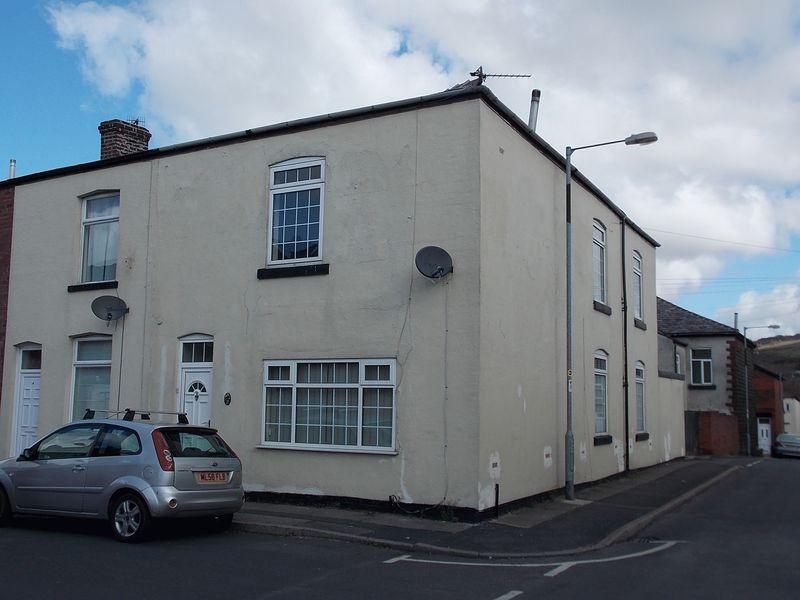 Dickinson Street West Horwich