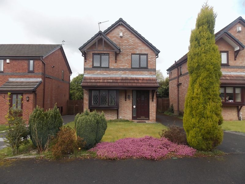 Templeton Close Westhoughton