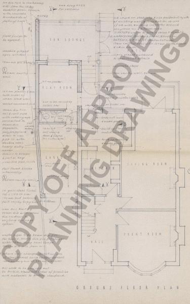 Extension Plans - GF
