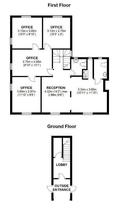 The Willows - Floor Plan
